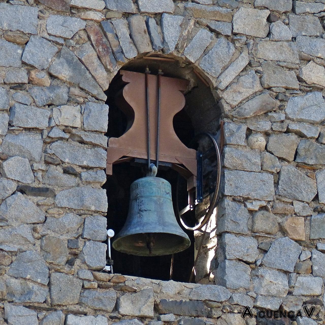 campanario. (Antonio Cuenca.   vaya)