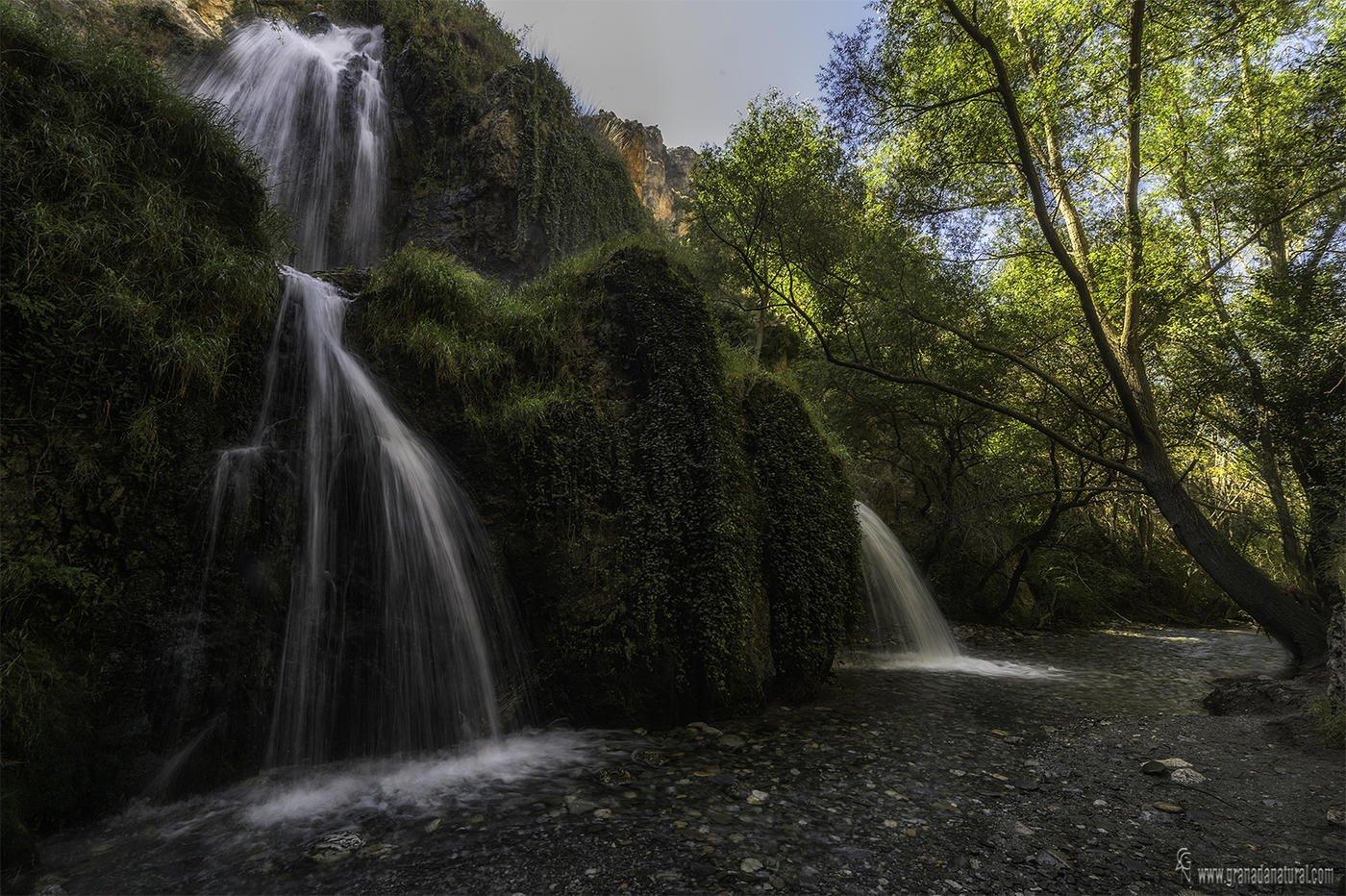 Cascada del río Dúrcal ( Granada) (Lucas Gutierrez Jiménez)
