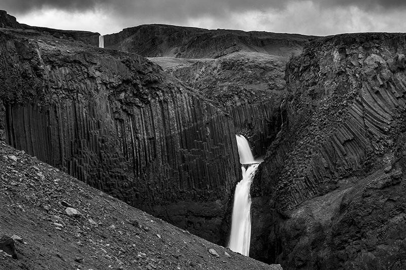Cascadas, Islandia 84 (david Pérez Hens)