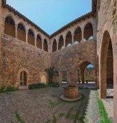 Castillo cartuja de Vallparadís