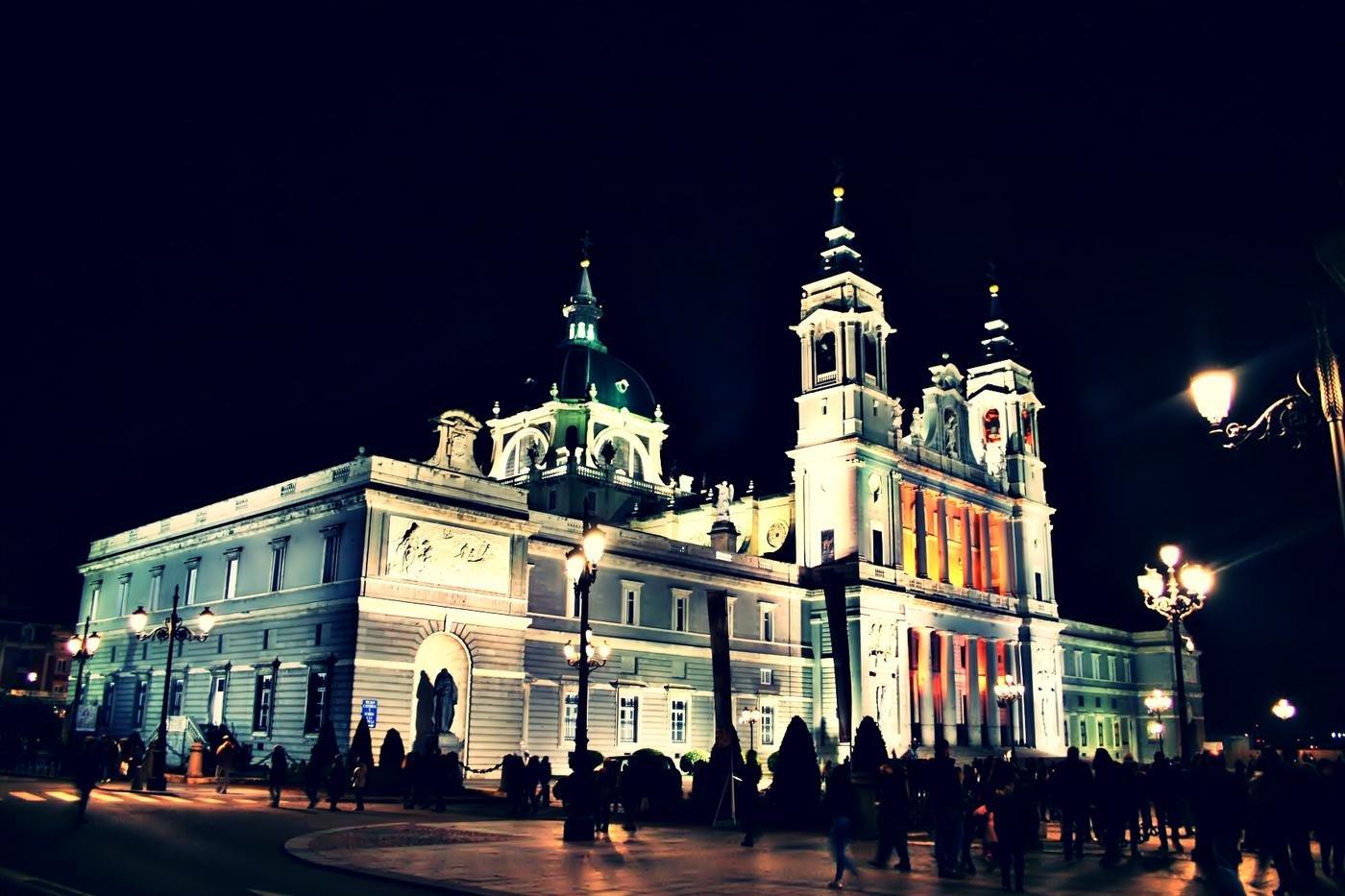 Catedral de La Almudena (Luis Miguel Hernando)