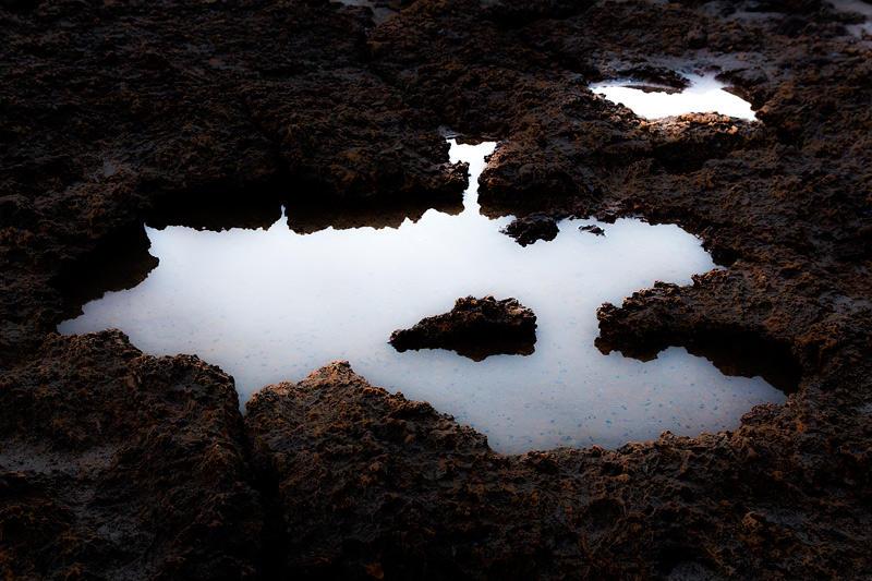 charco y rocas (Jose Luis Rubio Perez)