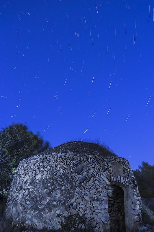 Cielo en el campo (Antonio Carrasco)