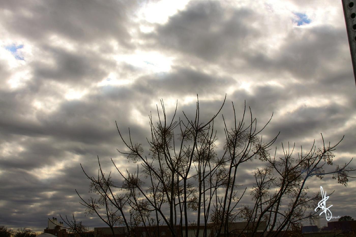 Cielo nublafo (Antonio Rodriguez)
