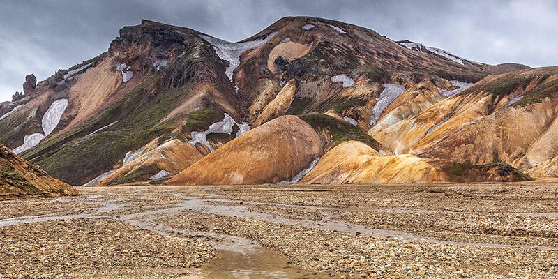 Colores y formas. Islandia 150 (david Pérez Hens)