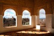 Con vistas a la Alhambra