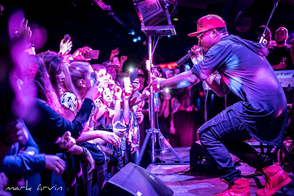 Concierto Jeremih en Barcelona (mark Arvin Dominguez Sotto)