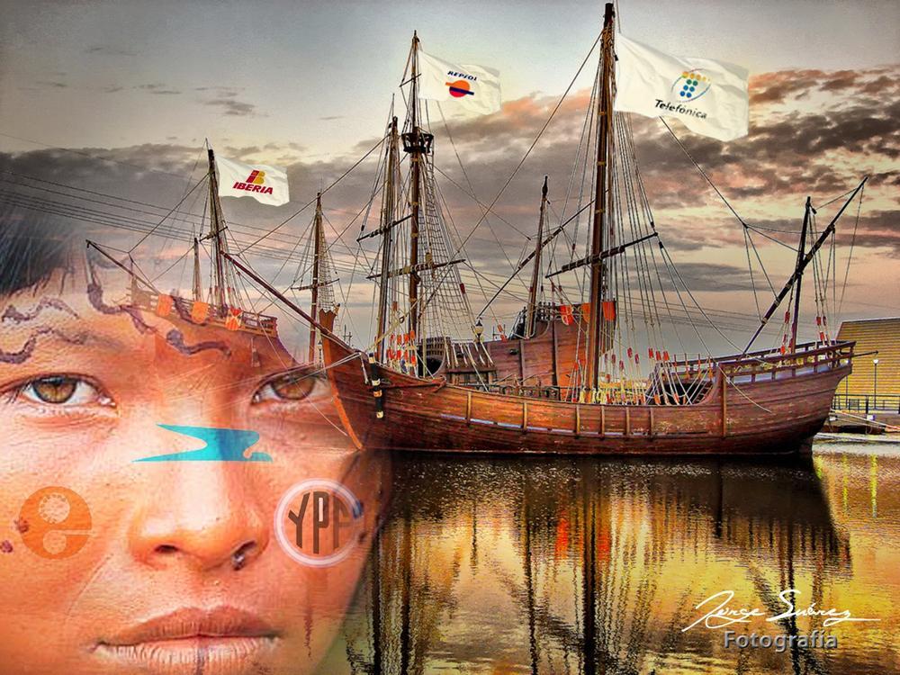 Conquistadores modernos (Jorge Suárez)