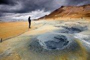 Contemplación, Islandia