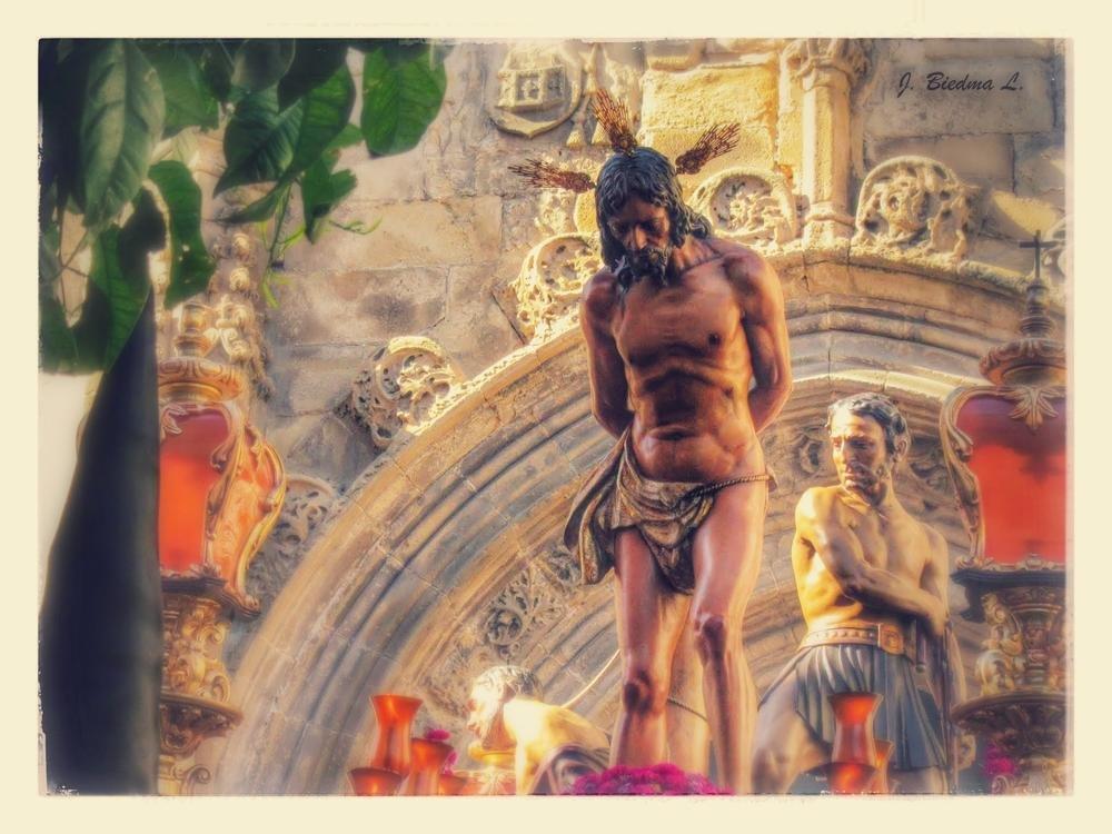 Cristo de la Columna (José Biedma López)