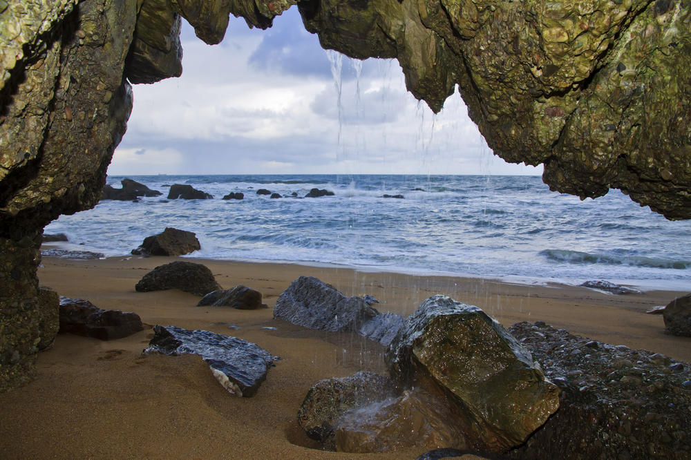 Cueva de mar. (Jesús Portal)