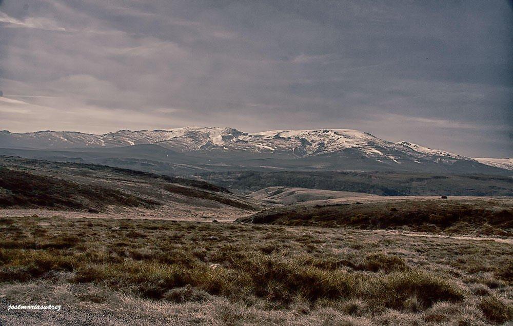 Cumbres nevadas (José-María Suárez Domingo)