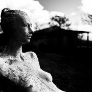 dama de piedra y ocaso