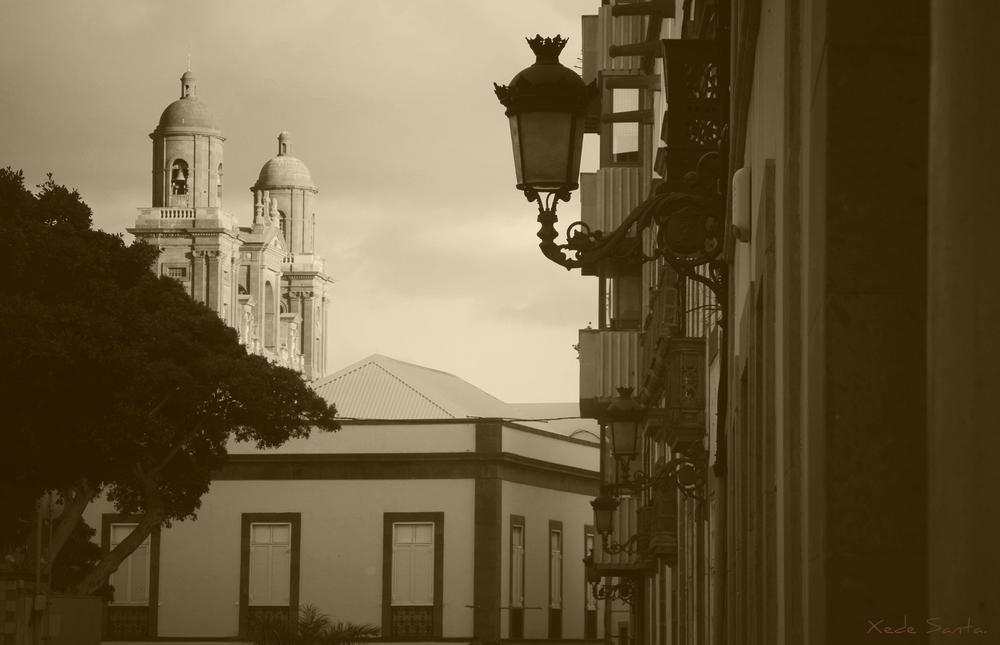 Desde la alameda. (chedey santana)