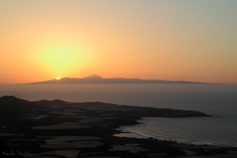 Desde la montaña de Guia II. (chedey santana)