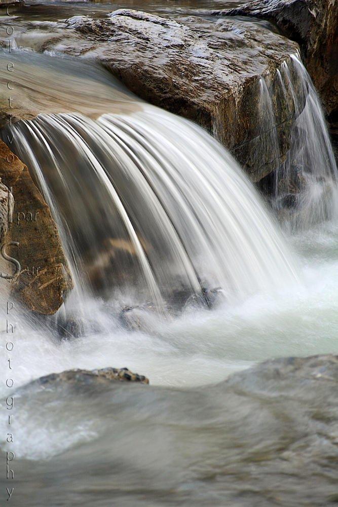 Detalle de agua en el Genil II (Txema Bacaicoa (Colectivo IS))