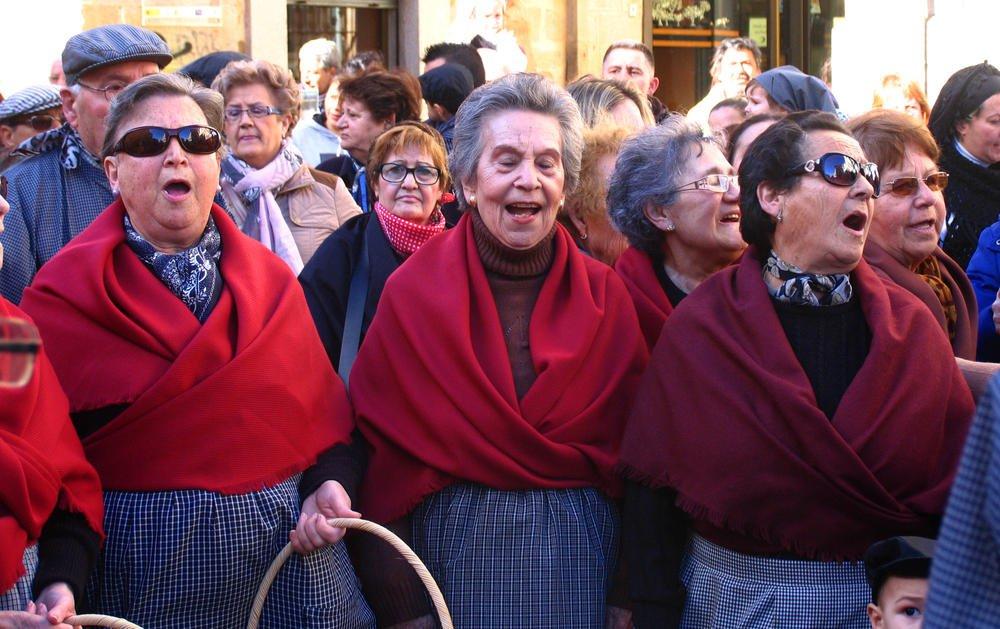 Día de las Lavanderas en Cáceres. (Luis Montalbán Pozas)