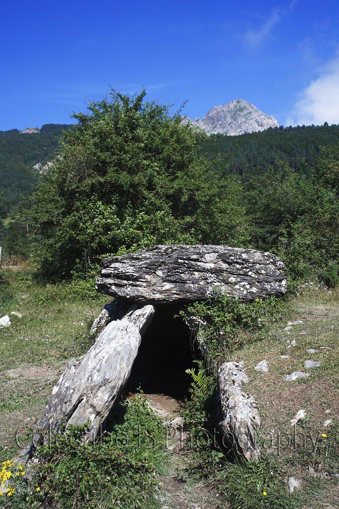 Dolmen de Arrako (Txema Bacaicoa (Colectivo IS))