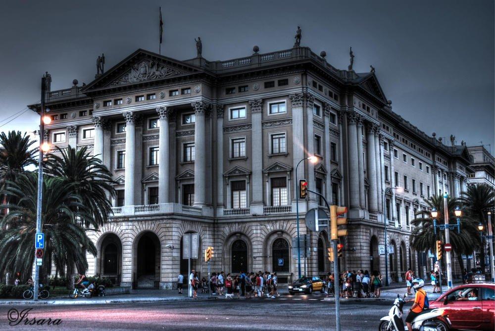Edifici Govern Civil de Barcelona (Irene Sanz Ramirez)