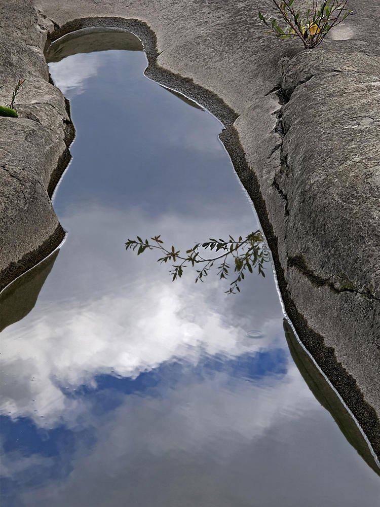 El cielo en la roca (Salvador Solé Soriano)