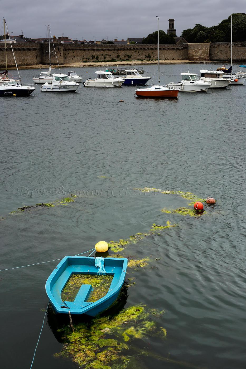 El esquife azul (Txema Bacaicoa (Colectivo IS))