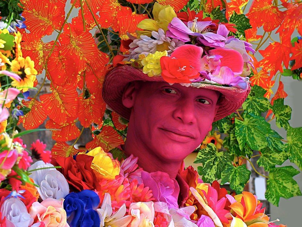 El hombre rosado de la esquina (Salvador Solé Soriano)