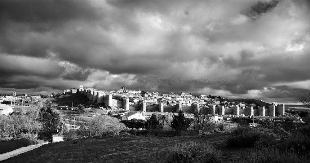 En blanco y negro (Txema Bacaicoa (Colectivo IS))
