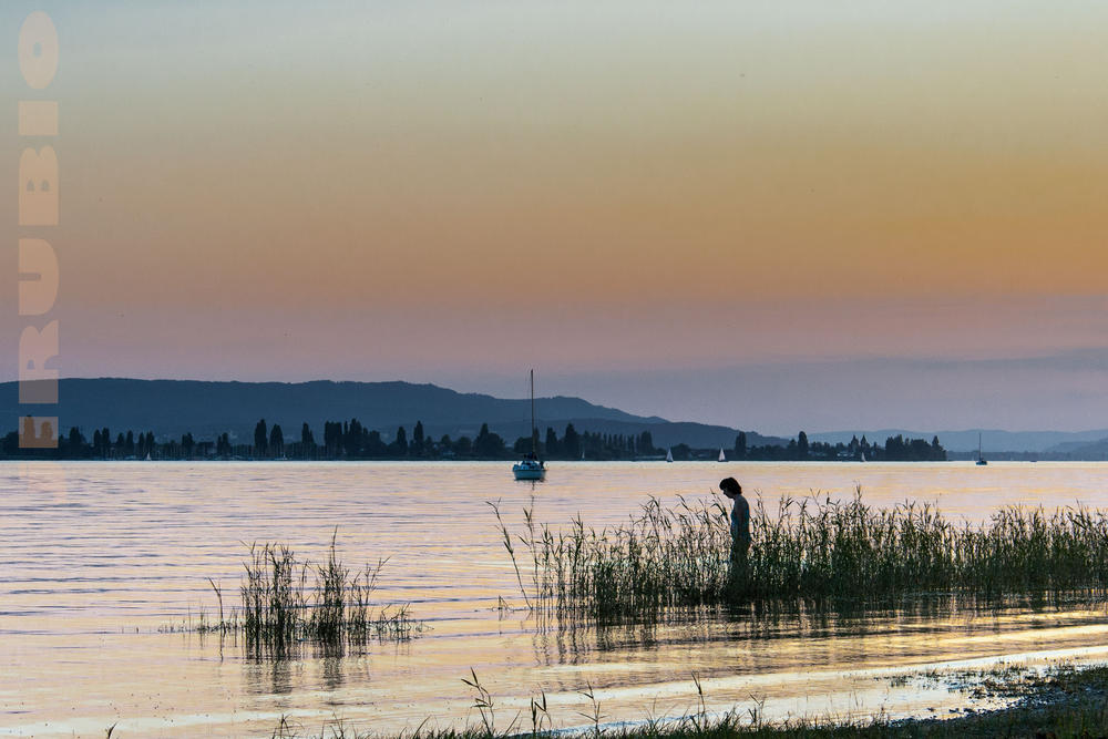 Entrar al lago (Jose Luis Rubio Perez)