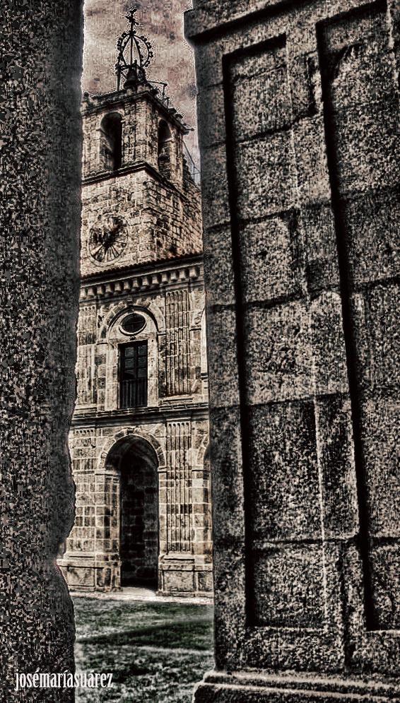 Entre muros (José-María Suárez Domingo)