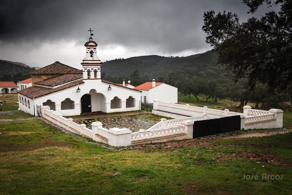 Ermita Santa Eulalia (José Arcos Aguilar)