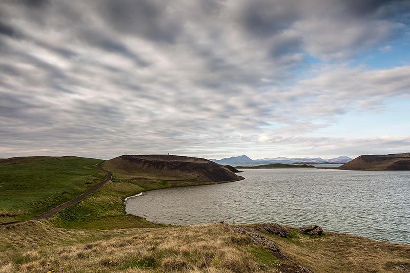Falsos cráteres. Islandia155 (david Pérez Hens)