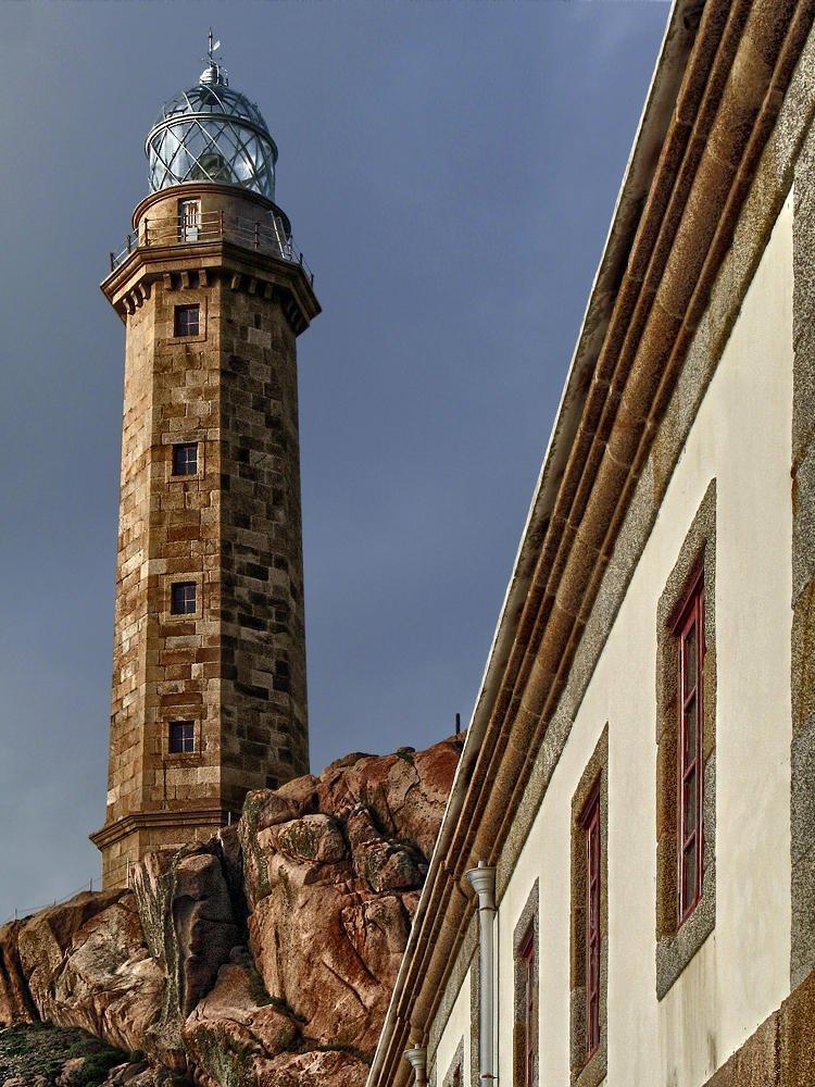 Faro de Cabo Vilán (Salvador Solé Soriano)