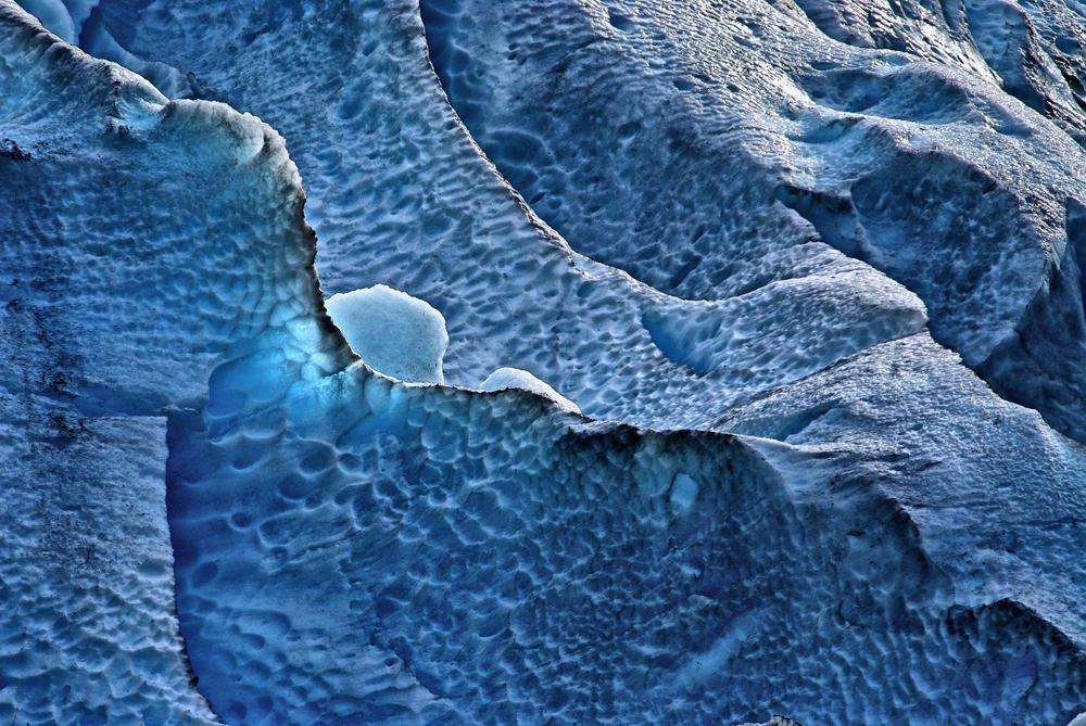 Farvel til breen (adiós al glaciar) (Salvador Solé Soriano)