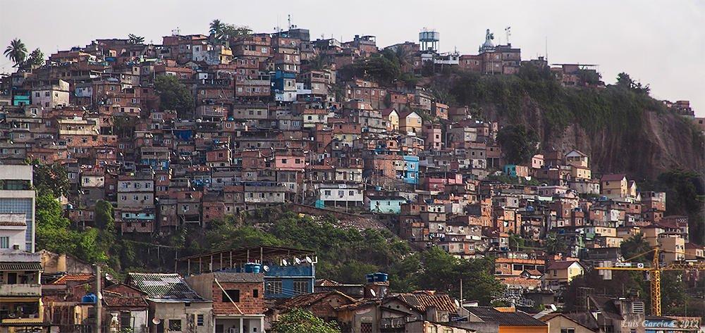 Favela de Río de Janeiro (Luis Felipe García Bergara)