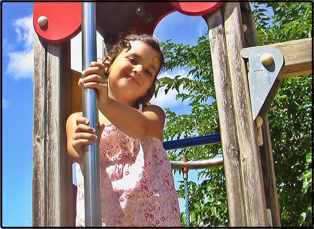 Felicidad en el parque (paco Reina)