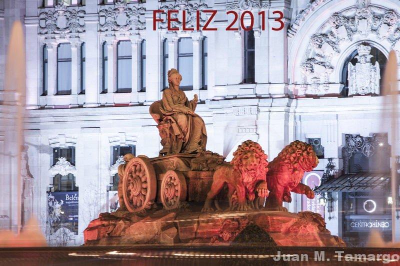 Feliz 2013 (Juan Manuel Tamargo Gutierrez)