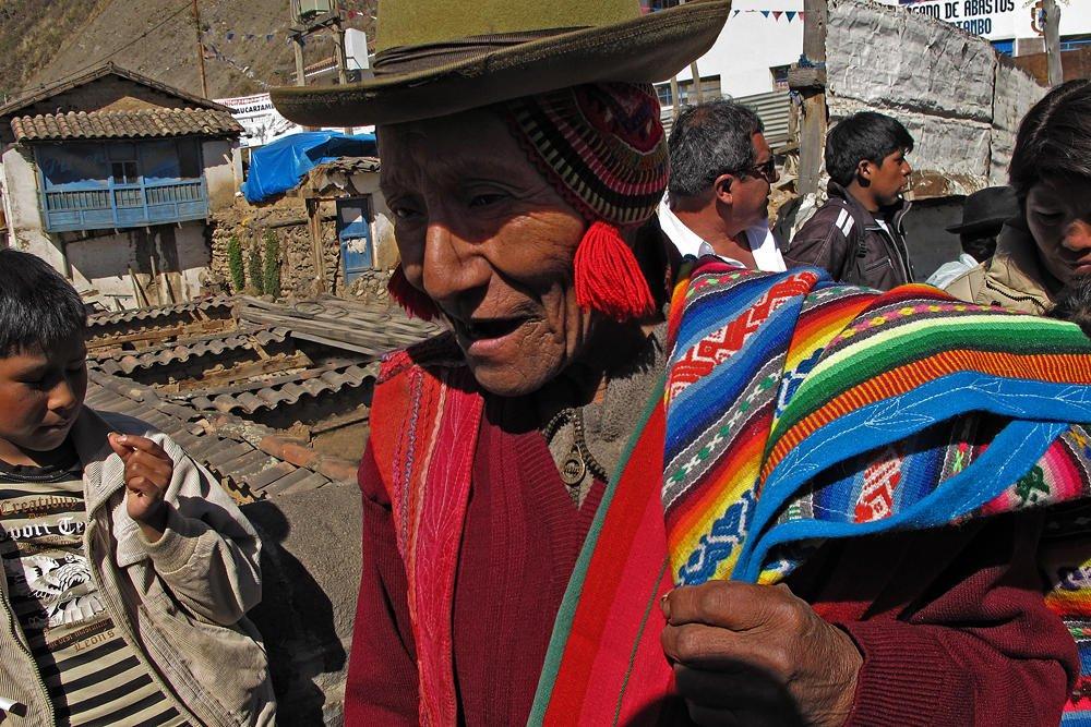 Fiestas en Paucartambo (Salvador Solé Soriano)
