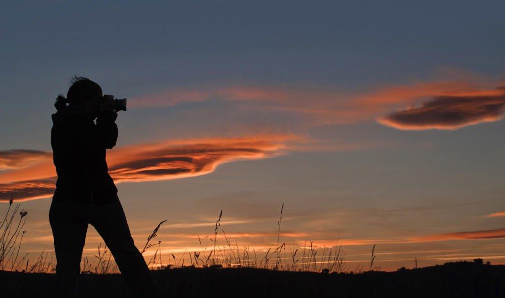 Fotocreando nubes (Salvador Solé Soriano)