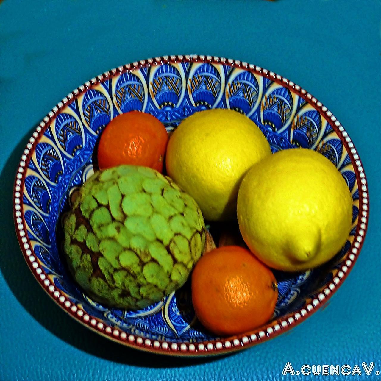 frutas. (Antonio Cuenca.   vaya)