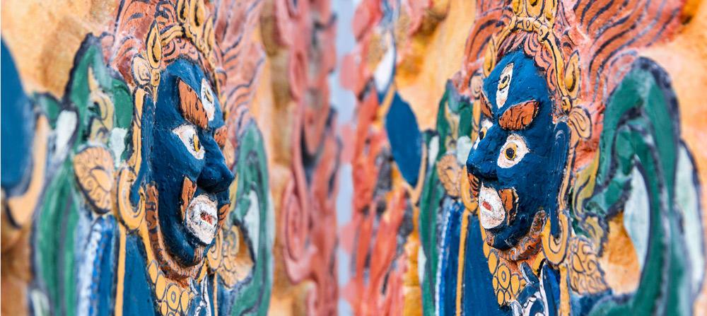 grafismo tibetano (Jose Luis Rubio Perez)