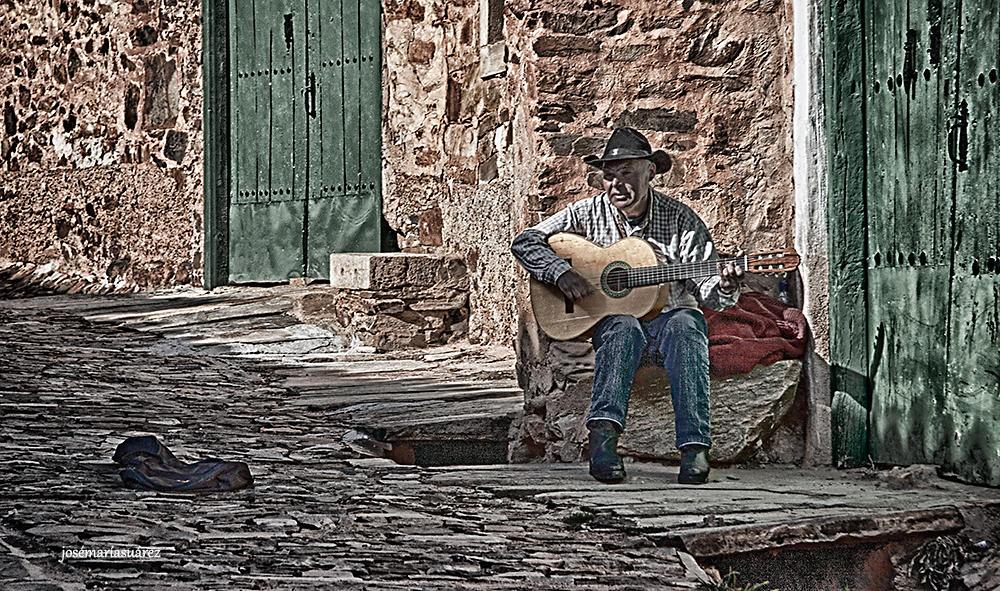 Guitarrista (José-María Suárez Domingo)