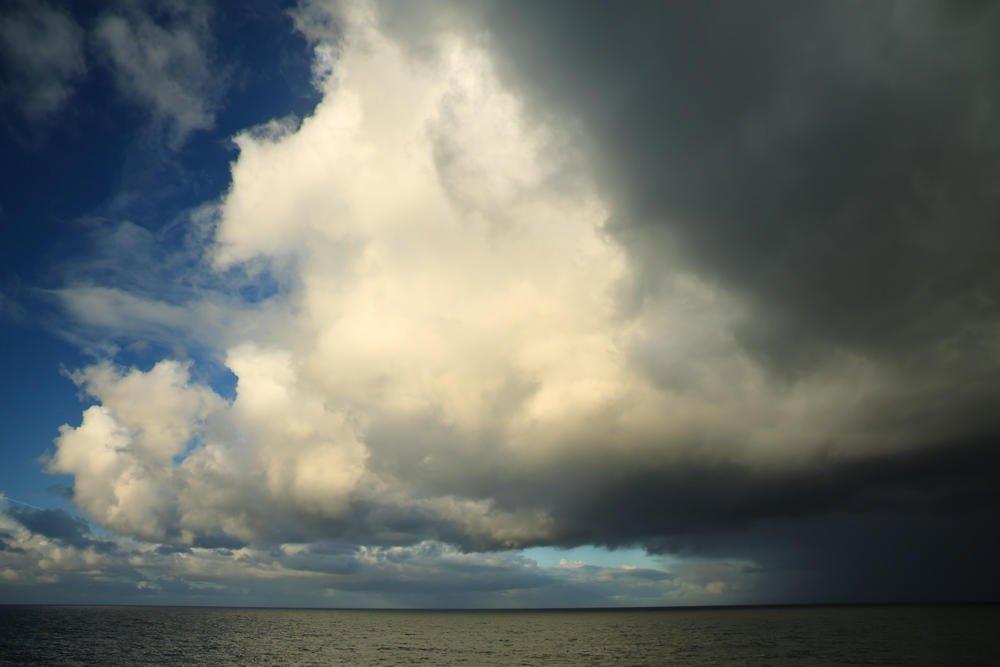 Horizonte de tormenta. (Jesús Portal)