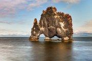 Hvitserkur, Islandia