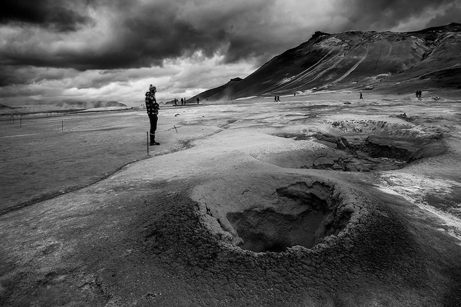 Islandia en blanco y negro. 180 (david Pérez Hens)