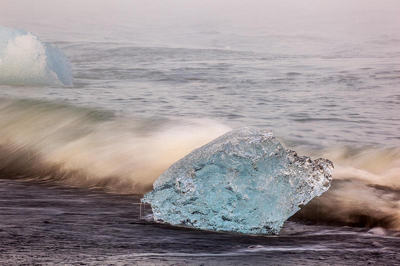 Jugando con el Hielo. Islandia 163 (david Pérez Hens)