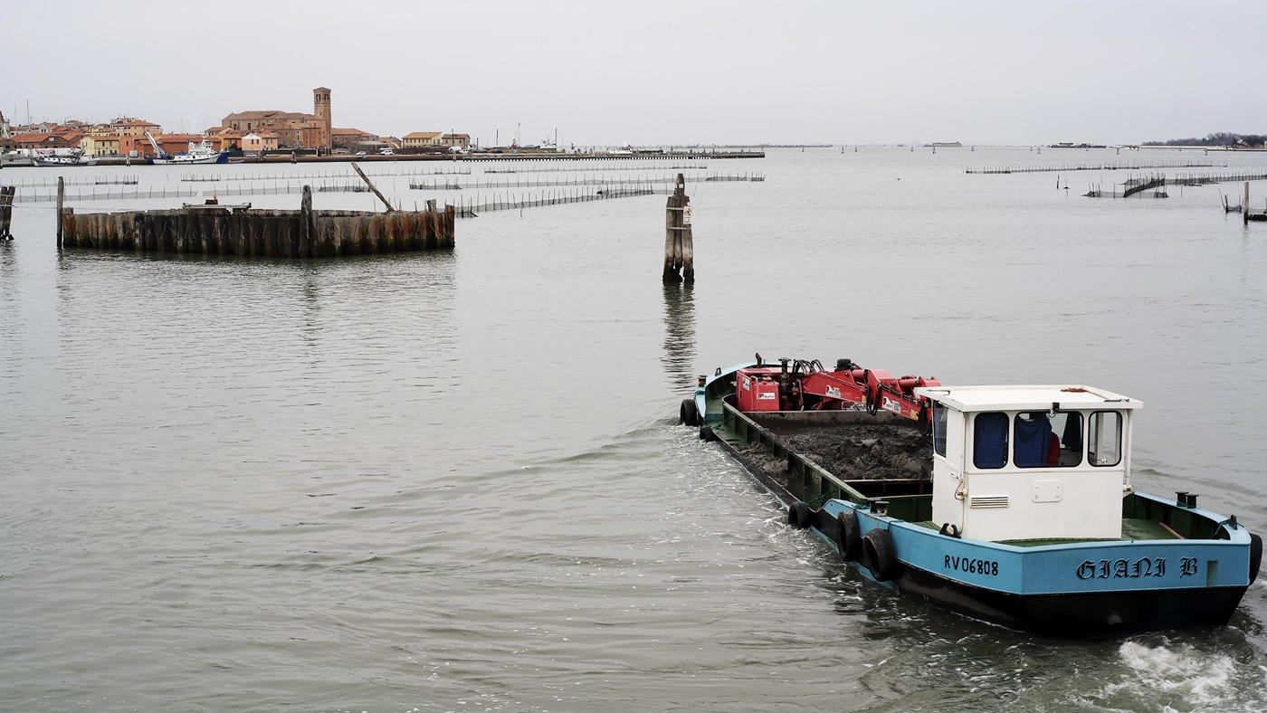 La barcaza, Chioggia (Txema Bacaicoa (Colectivo IS))