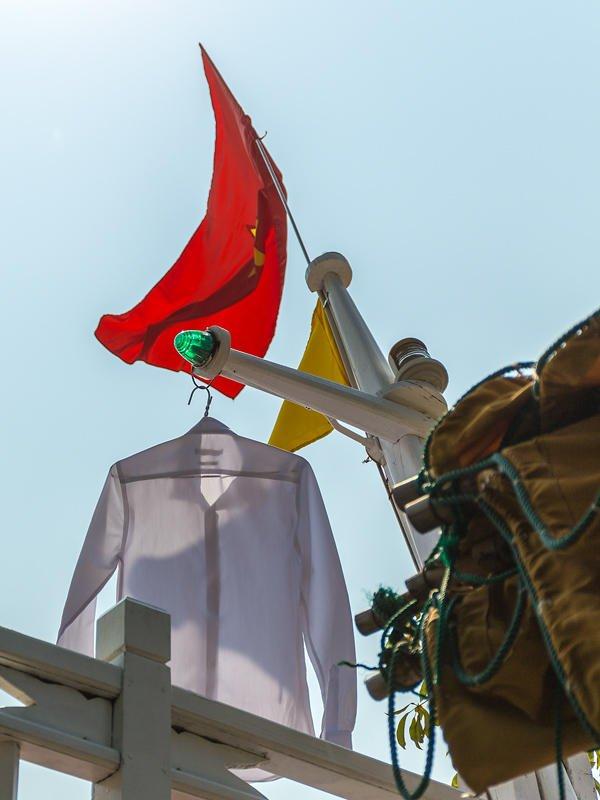 la camisa bandera (Jose Luis Rubio Perez)