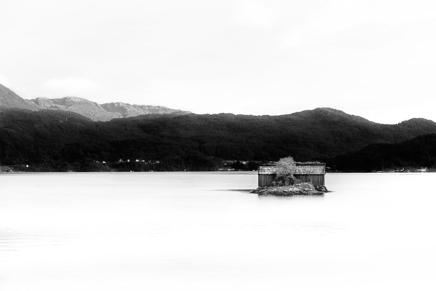 la caseta  en el agua (Jose Luis Rubio Perez)
