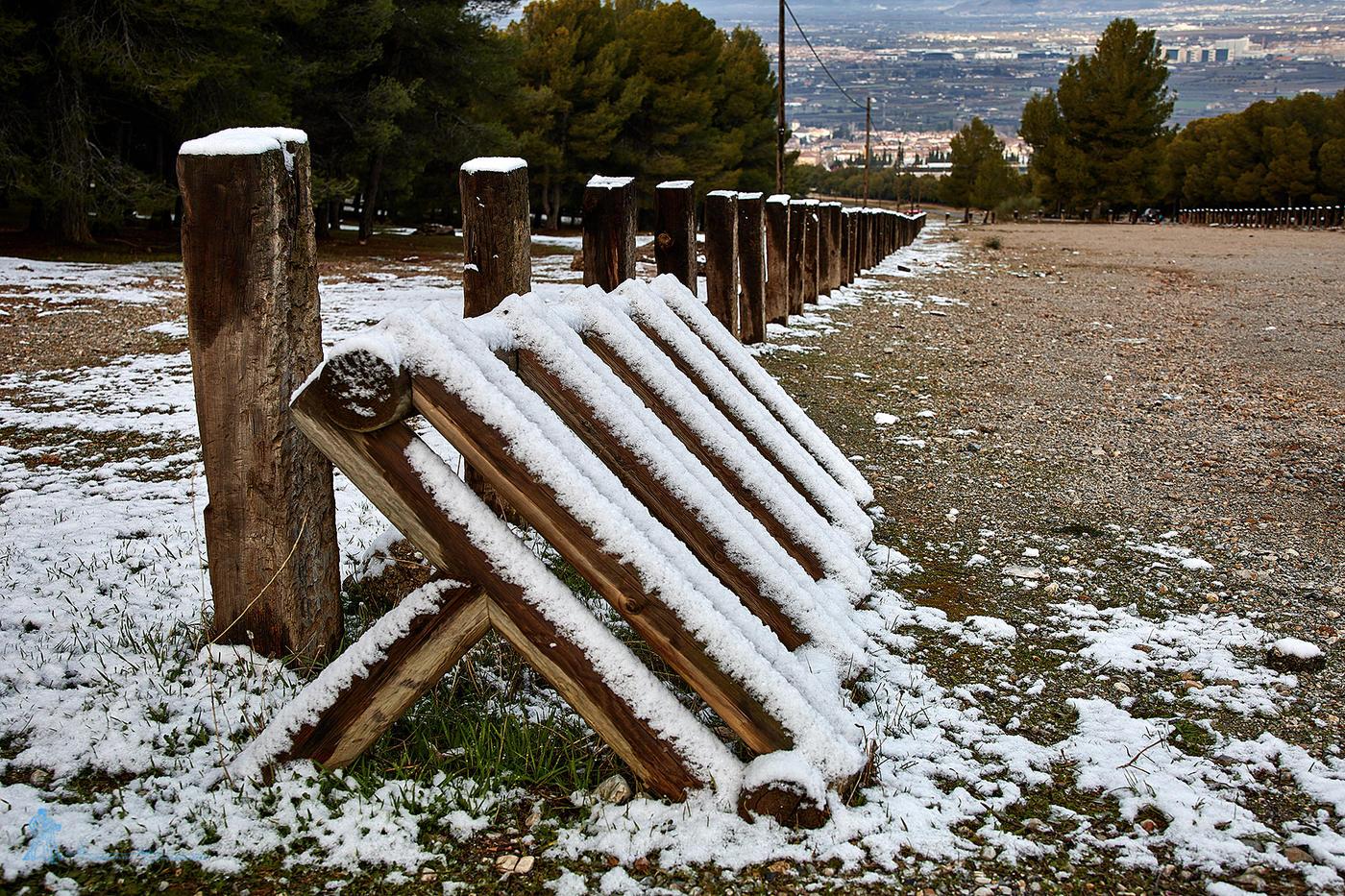 La nieve (Txema Bacaicoa (Colectivo IS))