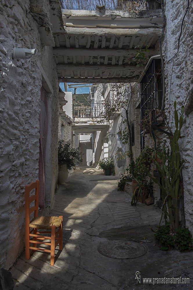 La silla ( tinao de Capileira) (Lucas Gutierrez Jiménez)